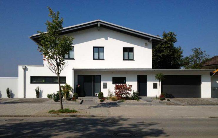 Zweifamilienwohnhaus im Münchner Osten