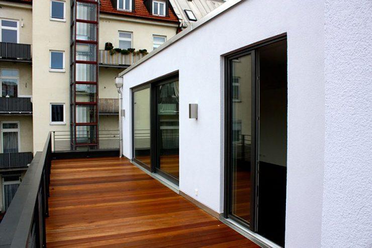 Ausbau einer DG-Wohnung in München