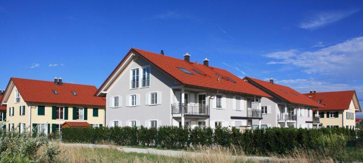 Wohnbebauung in Ottendichl / Maierfeldweg